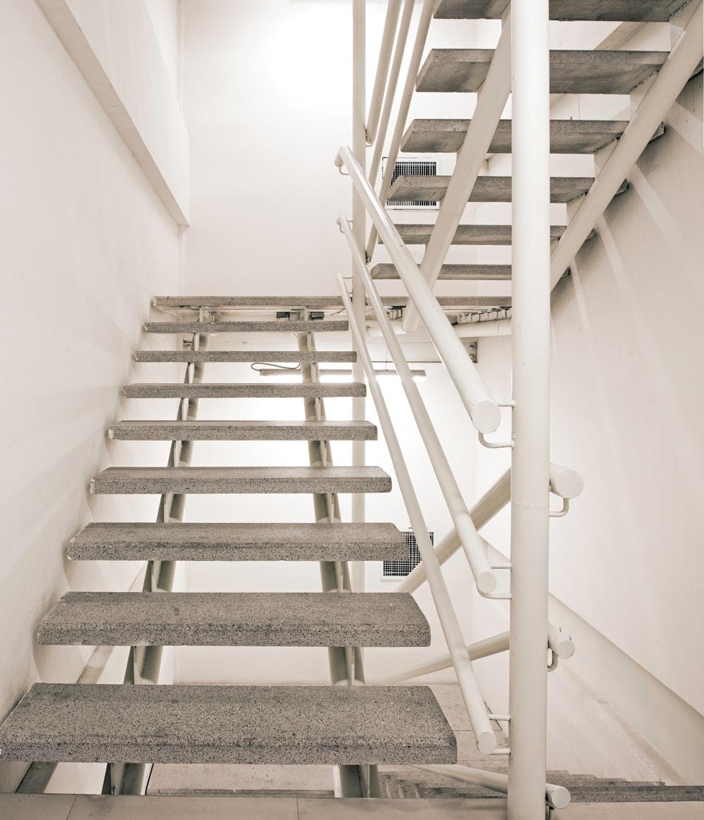 Opticretos escaleras prefabricadas de concreto Modelos de escaleras de cemento